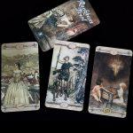 Rackham Tarot 13