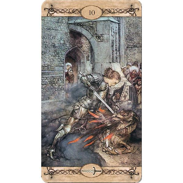 Rackham Tarot 5