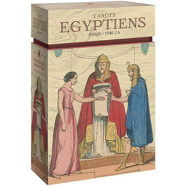 Tarot Egyptiens 1