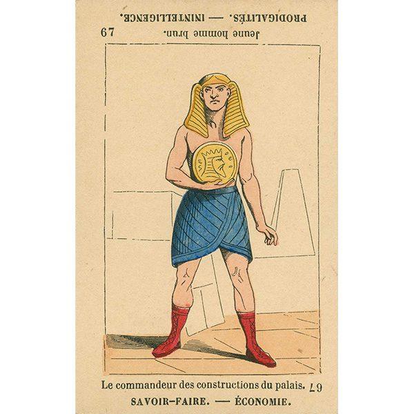 Tarot Egyptiens 3