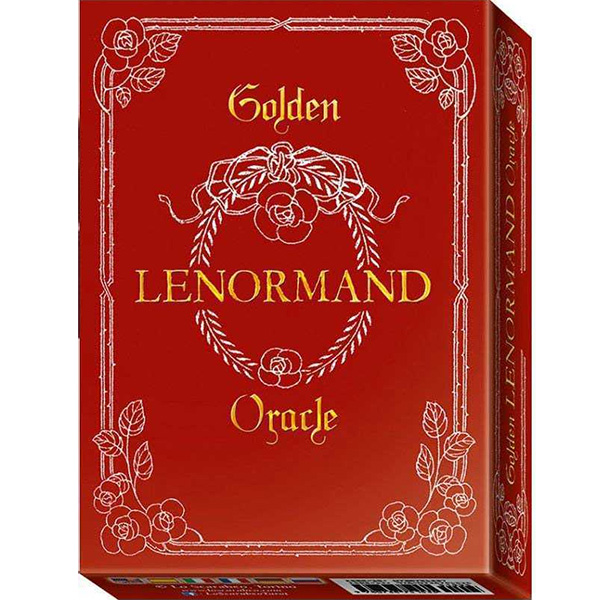 Golden Lenormand 21