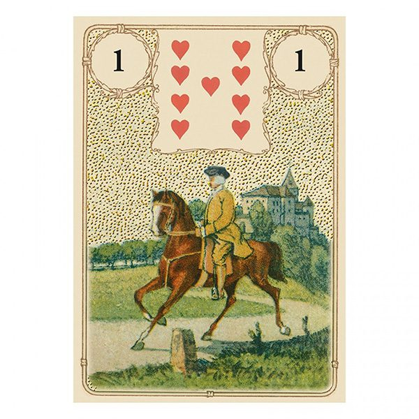 Golden Lenormand 2