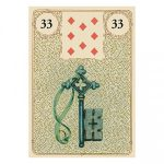Golden Lenormand 3