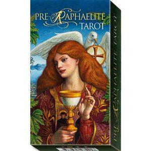 Pre-Raphaelite Tarot 8