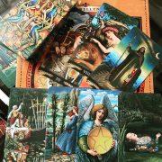 Pre-Raphaelite Tarot 12