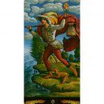 Pre-Raphaelite Tarot 3