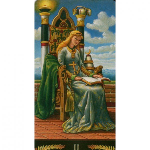 Pre-Raphaelite Tarot 4