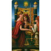 Pre-Raphaelite Tarot 5
