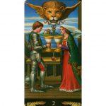 Pre-Raphaelite Tarot 6
