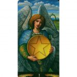 Pre-Raphaelite Tarot 7
