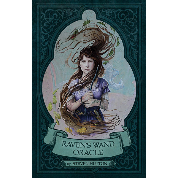 Raven's Wand Oracle 25