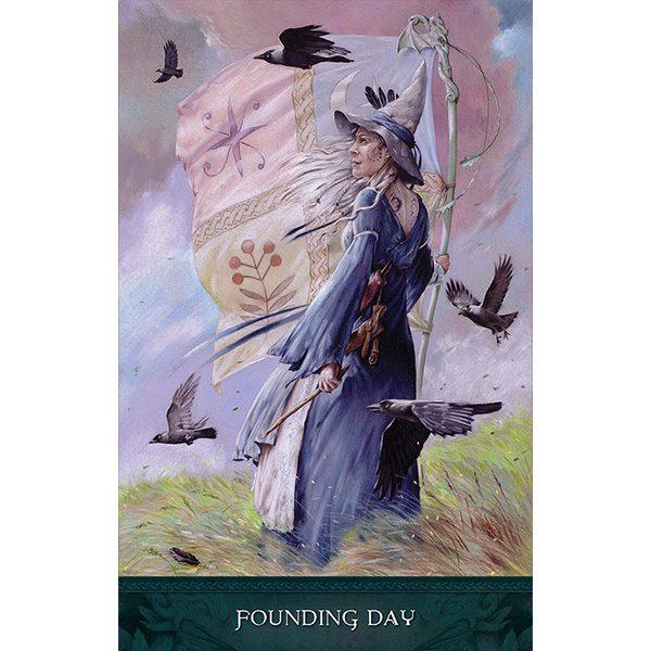 Ravens Wand Oracle 3