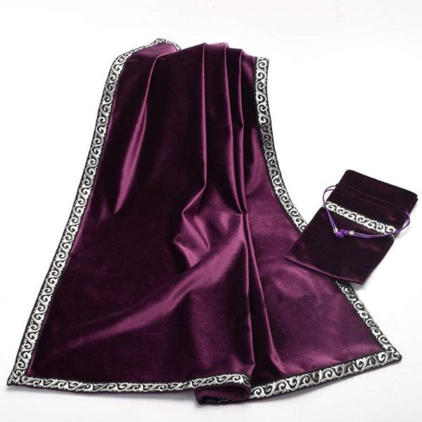 Combo Khan & Tui (Dark Violet, Midnight Blue, Scarlet Red, Onyx Black) 66×66 & 12×18 320k (8)