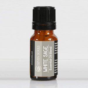 Tinh Dầu Xô Thơm Trắng (White Sage Essential Oil) 6