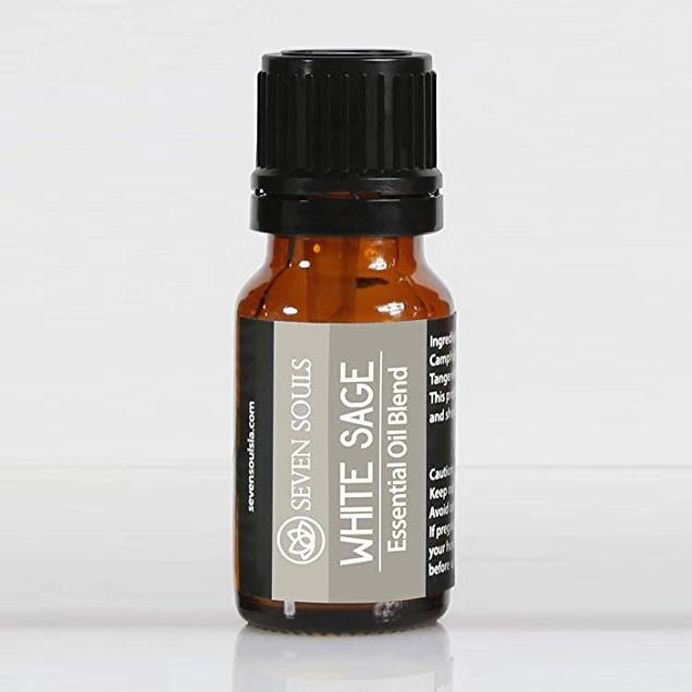 Tinh Dầu Xô Thơm Trắng (White Sage Essential Oil) 5