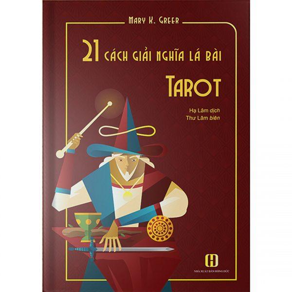 6753 21 Cách Giải Nghĩa Lá Bài Tarot cover