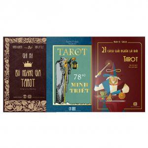 Combo 3 Cuốn Sách Nhập Môn Tarot Cho Người Tự Học 8