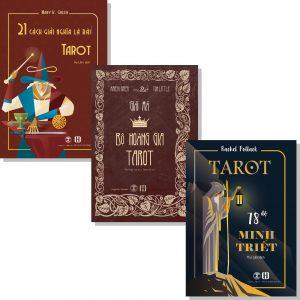 Combo 3 Cuốn Sách Nhập Môn Tarot Cho Người Tự Học 32