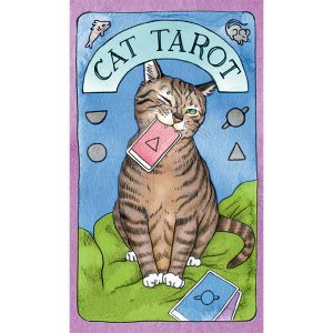 Cat Tarot 14