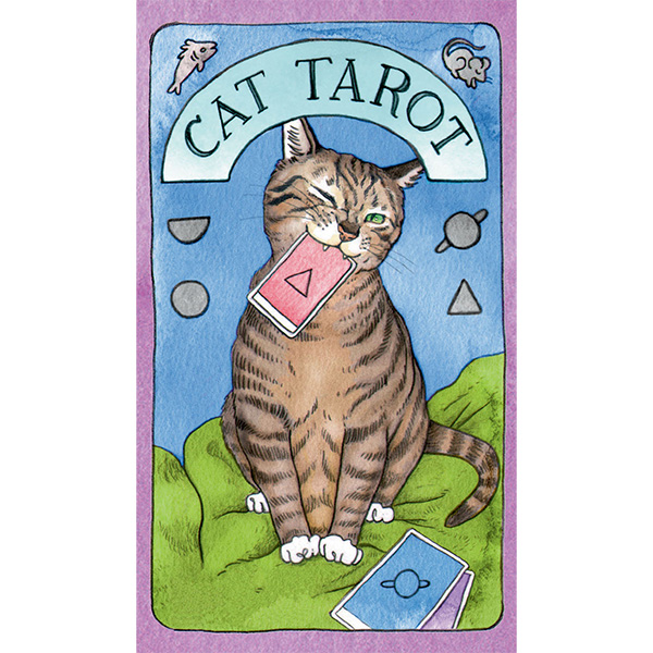 Cat Tarot 9