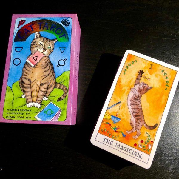 Cat Tarot 2