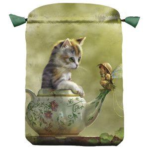 Túi Tarot Fantasy Cat 4
