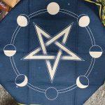 Khan trai bai Tarot Wicca Star Moon Phase (1)