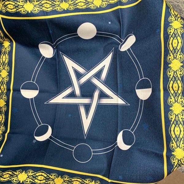 Khan trai bai Tarot Wicca Star Moon Phase (2)