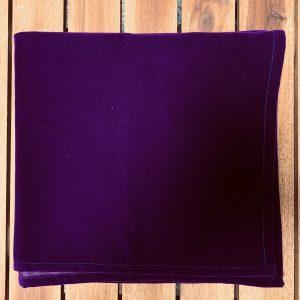 Khăn Trải Bài Tarot Violet Velvet (Tím) 14
