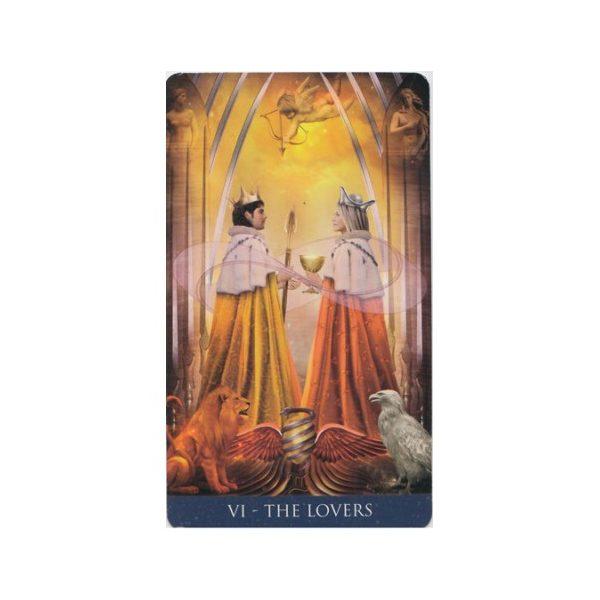 Millennium Thoth Tarot 8