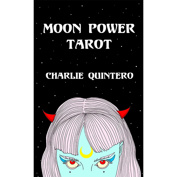 Moon Power Tarot 8