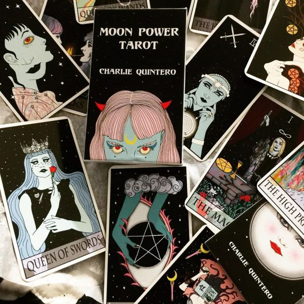 Moon Power Tarot 7