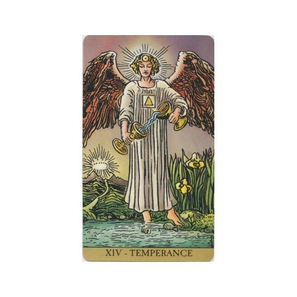 Radiant Wise Spirit Tarot 4