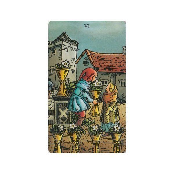 Radiant Wise Spirit Tarot 6