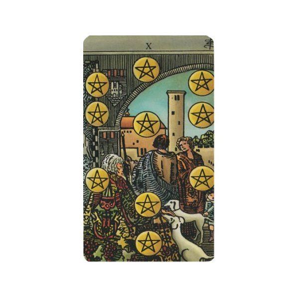 Radiant Wise Spirit Tarot 7