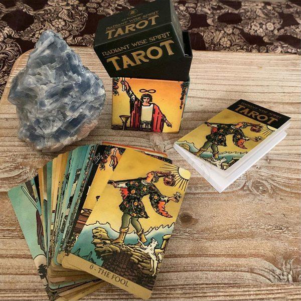 Radiant Wise Spirit Tarot 9
