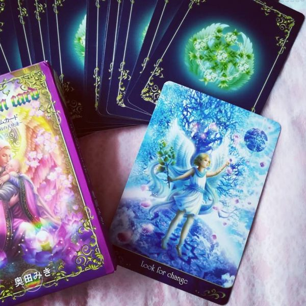 Angel Prism Oracle Cards 10
