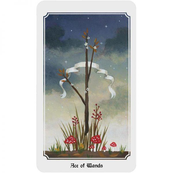 Anima Mundi Tarot 8