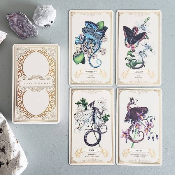 Enchanted Blossoms Empowerment Oracle 7
