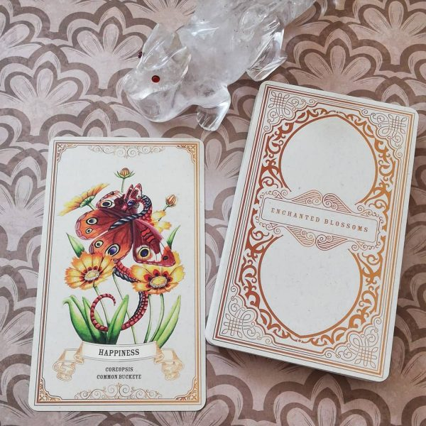 Enchanted Blossoms Empowerment Oracle 8