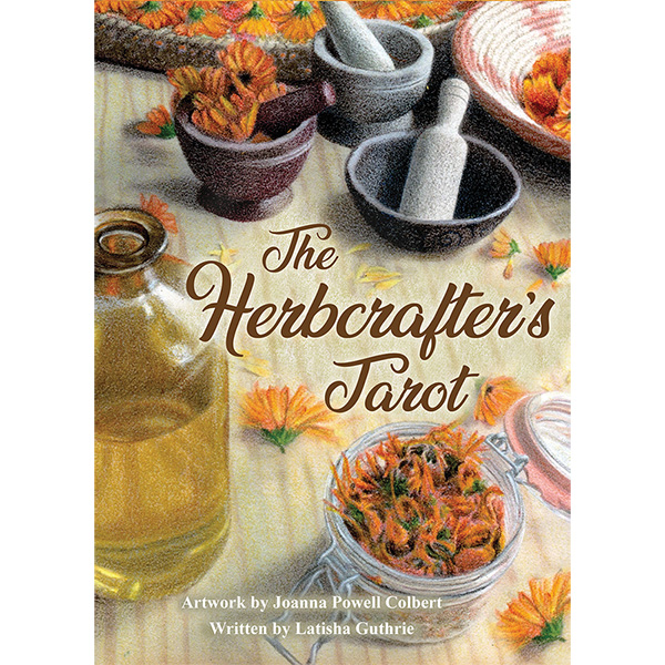 Herbcrafter's Tarot 9