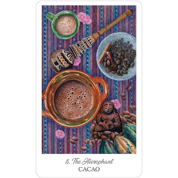 Herbcrafters Tarot 10
