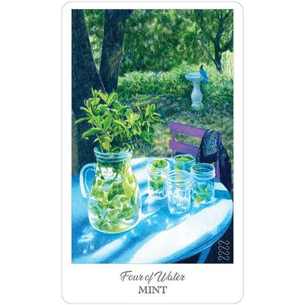 Herbcrafters Tarot 3