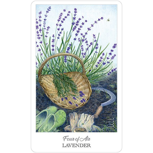 Herbcrafters Tarot 5
