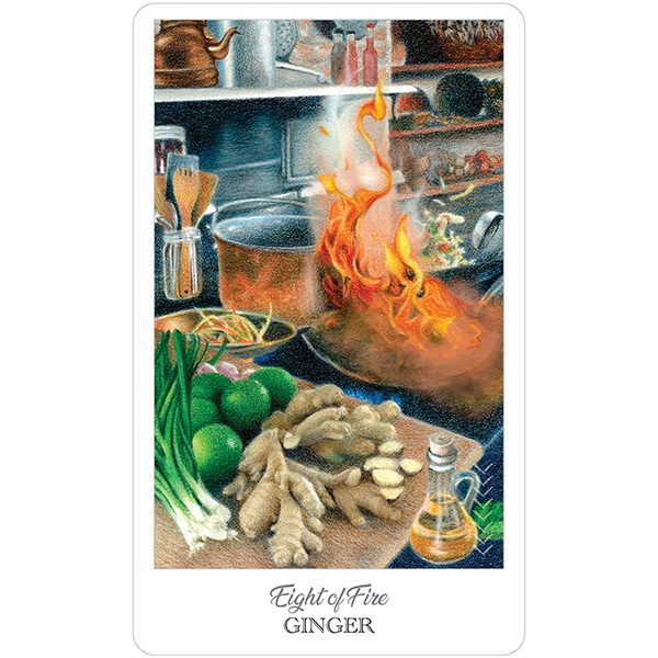 Herbcrafters Tarot 6
