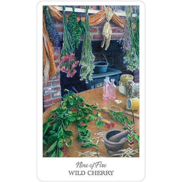 Herbcrafters Tarot 8