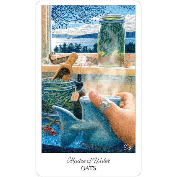 Herbcrafters Tarot 9