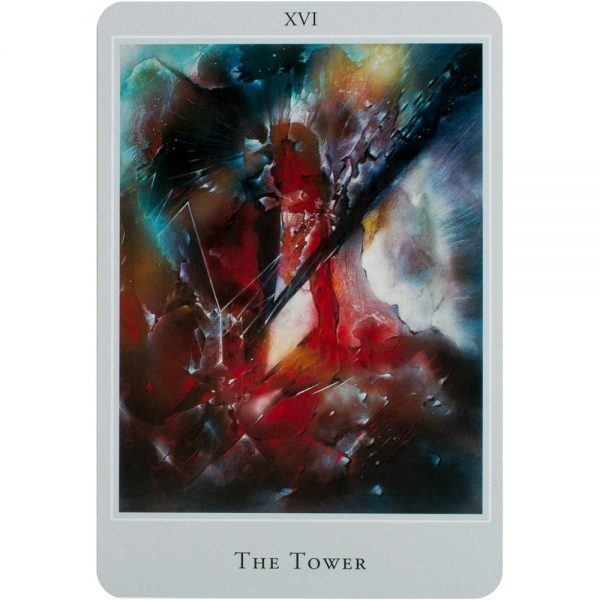 Margarete Petersen Tarot 6