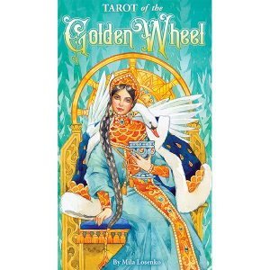 Tarot of the Golden Wheel 8