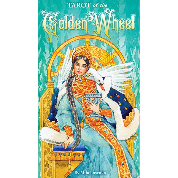 Tarot of the Golden Wheel 1